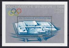 DDR Block 74 **, Olympiade Sarajevo 1983, postfrisch, MNH
