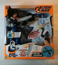 Figurine Action Man Polar Trapper Electronique HASBRO NEUF ds sa boite
