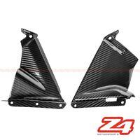 2017 2018 Aprilia RS125 Lower Side Puller Cover Panel Fairing Cowl Carbon Fiber