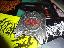 Slayer Pin Badge Thrash Metal Kutte