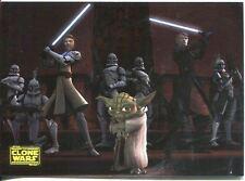 Star Wars Clone Wars 2008 Complete 90 Card Foil Parallel Base Set