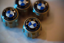 BMW Valve Caps set 4x Genuine accessories