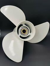 Propeller for Yamaha Outboard 13 x 18K 15 splines 75 90 100 115 hp 50-130hp