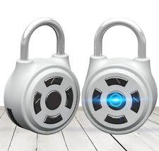 Padlock Lock Keyless APP Control Password Coded Fingerprint fr Backpack Suitcase