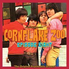 VARIOUS - Dustin E Presents... Cornflake Zoo, Episode Eight. New CD + Sealed