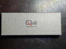 Quill Pen and Pencil Set in Original Box