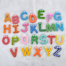 Baby Toy 26PCs Lovely Letters Kids Alphabet Fridge Magnet Child Educational Toy