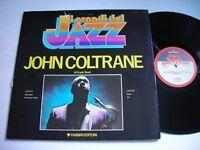 John Coltrane Self Titled 1979 Stereo Import LP VG++ w booklet