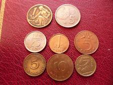 Lot monnaies pièces Allemagne-Espagne-Tchécoslovaquie-Pays Bas