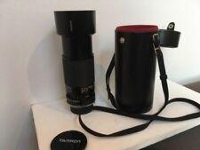 Canon Zoom Vintage Camera Lenses