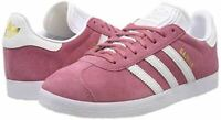adidas Gazelle Womens B41658 Pink Suede RRP £75~Most Sizes~Massive Saving!
