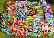 ULTIMATE NOVELTY SWEETS PARTY STARTER PACK HAMPER BOX RETRO FLAVOURS 140+ pcs