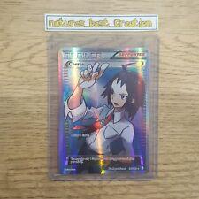 NEAR MINT Condition Cheren 148/149 Holo/Shiny Pokemon Card, Boundaries Crossed