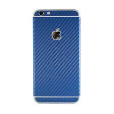 Étuis, housses et coques bleus en fibre de carbone pour téléphone mobile et assistant personnel (PDA)