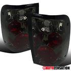 For 2001-2005 Ford Ranger Xl Xlt Smoke Tail Brake Lights Lamps Leftright