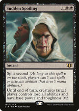 Sudden Spoiling Commander 2014 NM Black Rare MAGIC THE GATHERING CARD ABUGames