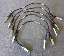 JOB LOT 5 x MOLEX 73930-0107 0.6 M SFP-SFP Copper Canale Fibra FC Cavo