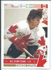 Bobby Orr  1992 Future Trends Ltd  #196  1976 Canada Cup  Double-Sided Base Card