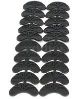 20pcs hot Rubber Sole Heel Savers Toe Plates Taps DIY Glue on Shoe Repair Pads