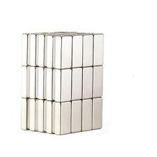 50pcs N35 10 x 5 x 3mm Rare Earth Neodymium Magnets