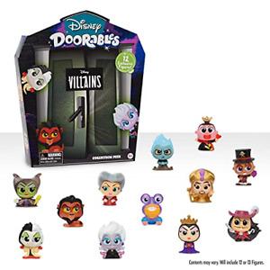 Just Play Disney Doorables Villain Collection Peek 12 Exclusive Figures Aug.15
