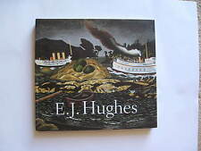 E.J. Hughes - First HC Canadian/1st printing  nice art book