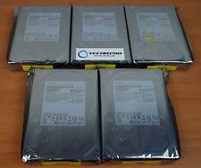 """Lot of (5) Hitachi HDS722020ALA330 2TB 3.5"""" SATA Hard Drives F10311 Fully Tested"""