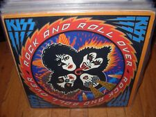 KISS rock & roll over ( rock )
