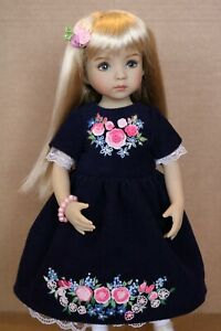 "Dress for Little Darling Dianna Effner 13"" doll"
