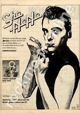 Sha Na Na Hot Sox Birmingham Odeon MM5 LP/Tour Advert 1975