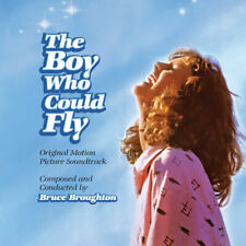 THE BOY WHO COULD FLY ~ Bruce Broughton CD ~ Original Soundtrack