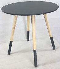 Atmosphera - Table à café Mileo - Gris foncé - WM