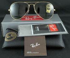 5e47f54f144d RAY-BAN SUNGLASSES AVIATOR RB 3025 L0205 58MM ARISTA CRYSTAL GREEN  AUTHENTIC NEW