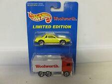 Hot Wheels Limited Edition 2 Car Pack Woolworth w/ Pontiac Fiero