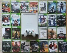 Large Xbox 360 Console With Games Bundle