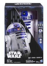 NEW Disney Hasbro Smart R2-D2 RC Remote Control Bluetooth App STAR WARS Figure