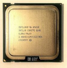 Intel Core 2 Quad q9650 Intel Quad-Core 3.0 GHz LGA 775 95 W slb8w