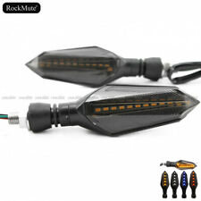 Sequential LED Front or Rear Turn Signal Light For Kawasaki Z125 Z250 Z300 Z400
