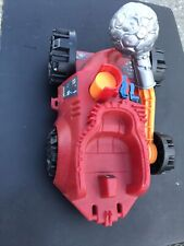 1985 He-man Masters Of The Universe Bashasaurus Vehicle  Works ,Mexico