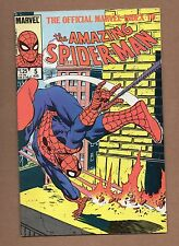 the Amazing Spider-Man The Official Marvel Index to #5 ( 1985, Marvel). VF+NM