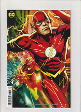 Flash #67 NM- 9.2 DC Comics Ryan Sook Variant 2019