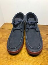 UGG Australia NEW Men's Casual Lace Up Light Sneaker Hulman Navy US 10.5