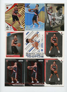 Lot of (11) Gary Trent Jr Rookie Cards Prizm Hoops Donruss AG498