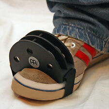Meinl Foot Tambourine FJS2S-BK. Easily Mounted On Your Foot.