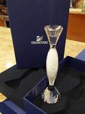 Brand New Unused Pristine Rare Swarovski Crystalline Candleholder for Collectors