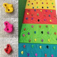 Klettersteine Klettergriffe für Kinder Kletterwand Boulderwand Klettern PAL