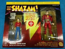 Shazam Boxed set of Action Figures - DC Direct - Captain Marvel and Billy Batson