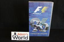 """Duke VHS Video """"FIA Formula 1 World Championship 1996"""" (MM1)"""