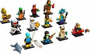 Lego® 71029 Minifiguren Serie 21 zum Aussuchen oder komplett alle 12 Figuren