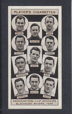 John Player - Association Cup Winners 1930 # 49 Blackburn 1928
